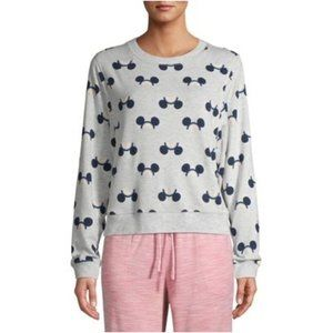 [Disney] Mickey Mouse Rainbow Long Sleeve Shirt
